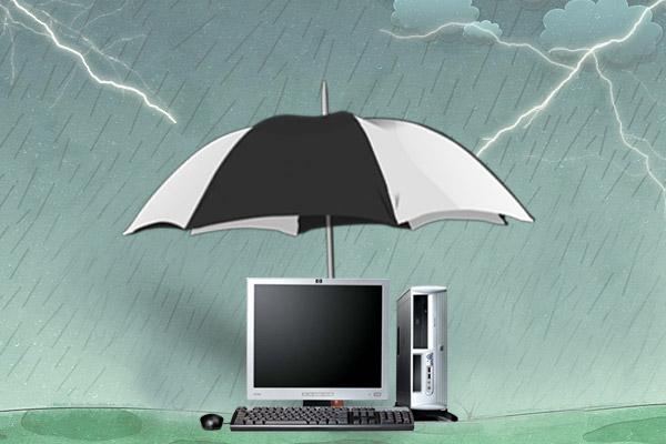 Proteja sus equipos ante esta temporada de lluvias